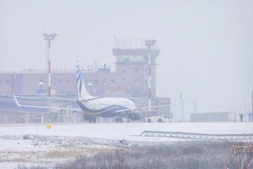 Аэропорт Норильск выходит на прежние объемы перевозок