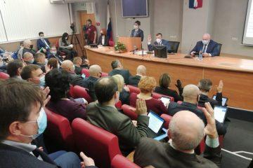 В Норильске утвердили бюджет города на ближайшие три года