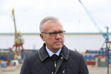 Губернатор Красноярского края вошел в новый состав Госсовета