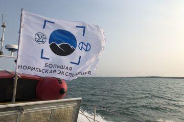 Рыба в озере Пясино от разлива нефтепродуктов не пострадала