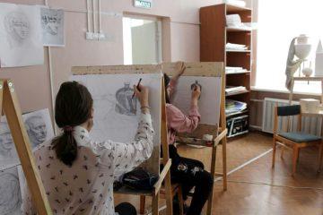 «Чтобы быть руководителем художественной школы, необязательно быть художником»