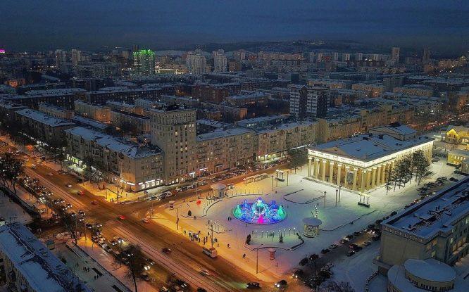 Норильск расширил географию Новокузнецка
