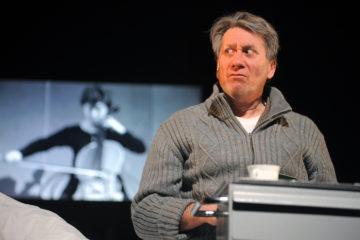 По итогам «Театральной весны – 2020» лучшую мужскую роль в драме сыграл Сергей Ребрий