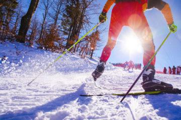 Норильские лыжники стали лучшими в первенстве Красноярского края