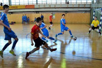 Норильчане завоевали бронзу первенства края по мини-футболу