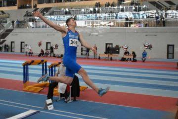 Норильские легкоатлеты заняли призовые места на окружном уровне