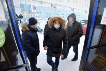 В Норильске появятся новые автобусы