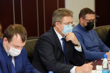 Министр промышленности, энергетики и ЖКХ края находится в Норильске с рабочим визитом