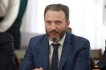 Первый замгубернатора края Сергей Пономаренко прибыл в Норильск