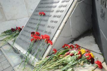 Норильчане могут почтить память земляков, погибших при исполнении служебного долга в горячих точках