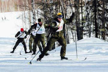 Норильчане сыграют в армейский биатлон
