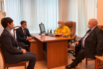 Глава Норильска провел встречу с депутатами Заксобрания Красноярского края