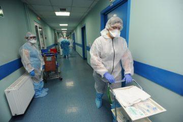 Весной ожидается рост заболеваемости COVID-19