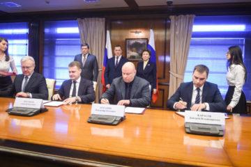 Правительство РФ, Красноярский край, Норильск и «Норникель» договорились о сотрудничестве