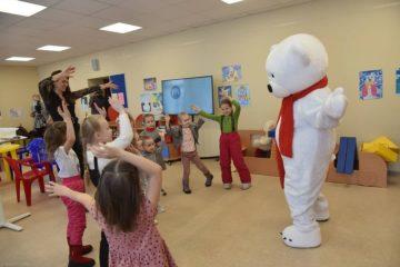 В Норильске отметили Международный день белого медведя