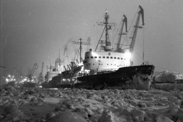 Круглогодичная навигация по Севморпути ведет отсчет с весны 1978-го