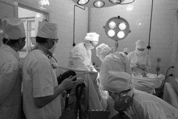 Четверть века отдал норильскому здравоохранению Александр Карпушин