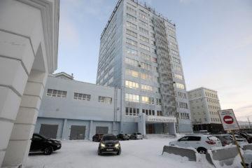 Технический проект нового здания «Норильскпроекта» утвердили в 1970 году