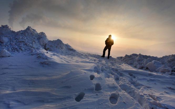 Всю неделю в Норильске будет морозно и снежно