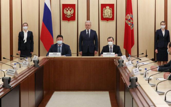 «Перевернуть страницу»: НТЭК и правительство Красноярского края подписали соглашение о восстановлении природы