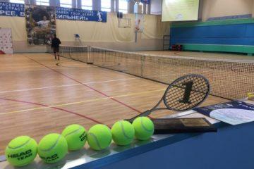 В Норильске прошли соревнования по большому теннису