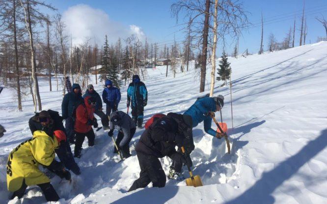 В Норильске организовали Школу лавинной безопасности