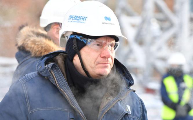 Владимир Потанин: «Надежность – это главный доминирующий показатель»