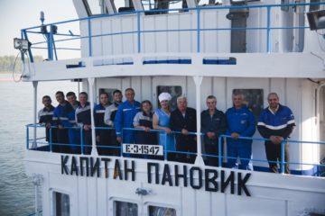 Сотрудники Енисейского пароходства пройдут квалификационную подготовку