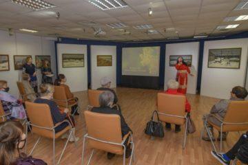 Таймырский краеведческий музей приглашает на выставку «Весна и женщины прекрасны»