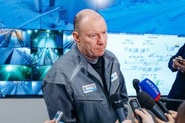 Владимир Потанин: «Полномочия, которые должны быть в Норильском дивизионе, переданы в Норильск»