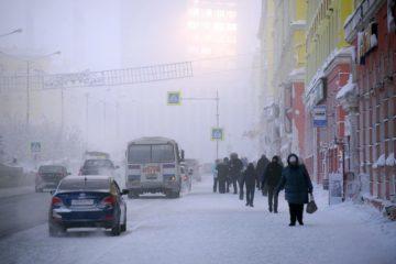 Норильск готов платить подъемные дефицитным специалистам