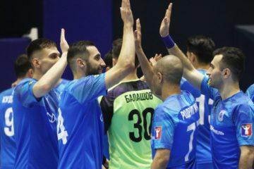 МФК «Норильский никель» побеждает в первом матче 15-го тура