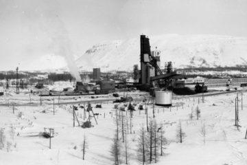 Рудник «Маяк» отрабатывает Талнахское месторождение с 1966 года