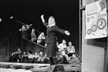 В советское время норильский театр называли творческим цехом комбината