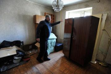 В Норильске расселяют жильцов аварийного дома