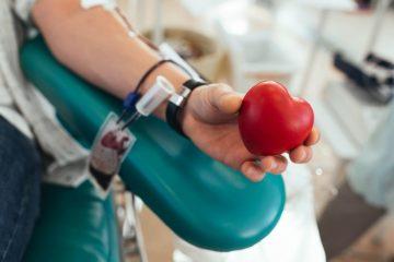 Ежегодно норильчане сдают примерно четыре тонны донорской крови
