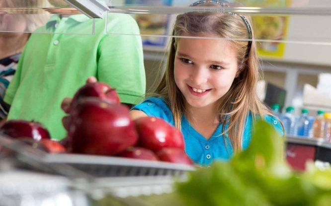 В Красноярском крае модернизируют систему школьного питания