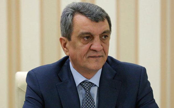 Сергей Меняйло освобожден от должности полпреда СФО