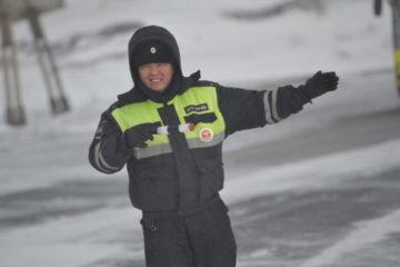 В Норильске в ДТП пострадал семилетний школьник