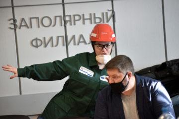 «Норникель» поддерживает региональных промышленников