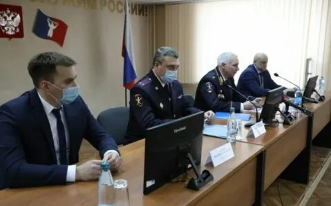В Норильске назначили нового начальника полиции