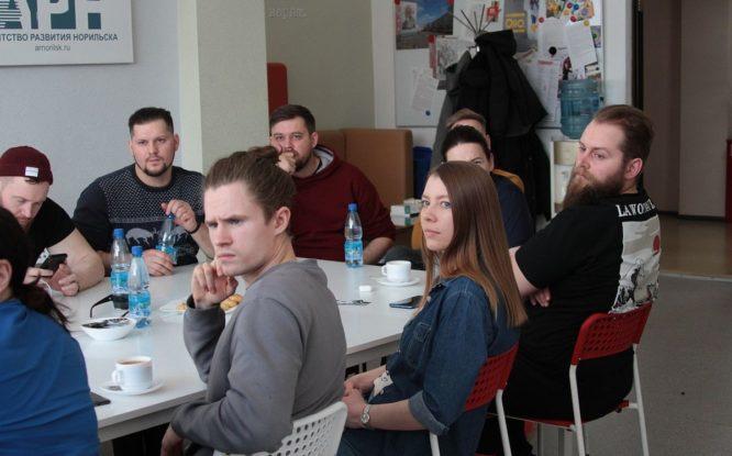 В Норильск приехали шеф-повара ведущих ресторанов страны