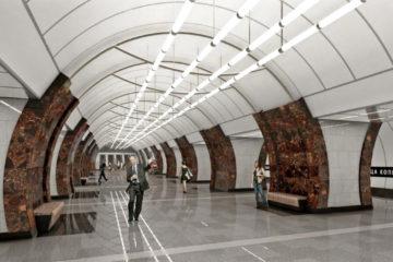 На строительство первой очереди красноярского метро понадобится 114 миллиардов рублей