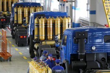 «Норильскпромтранспорт» переходит на газовое топливо