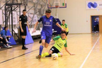 Норильчане стали бронзовыми призерами проекта «Мини-футбол – в школу»