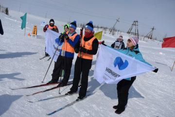 «Лыжня «Норникеля» – 2021