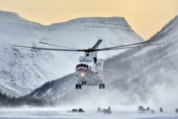 Для защиты жителей Крайнего Севера от ЧС закупают авиатехнику