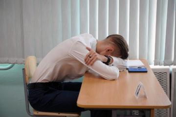 В Норильске начались школьные выпускные экзамены