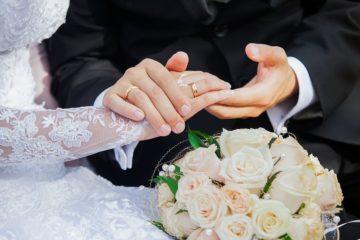 В Красноярском крае подсчитали браки и разводы