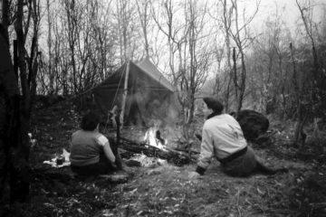 Первая туристическая секция в Норильске собралась в 1955 году